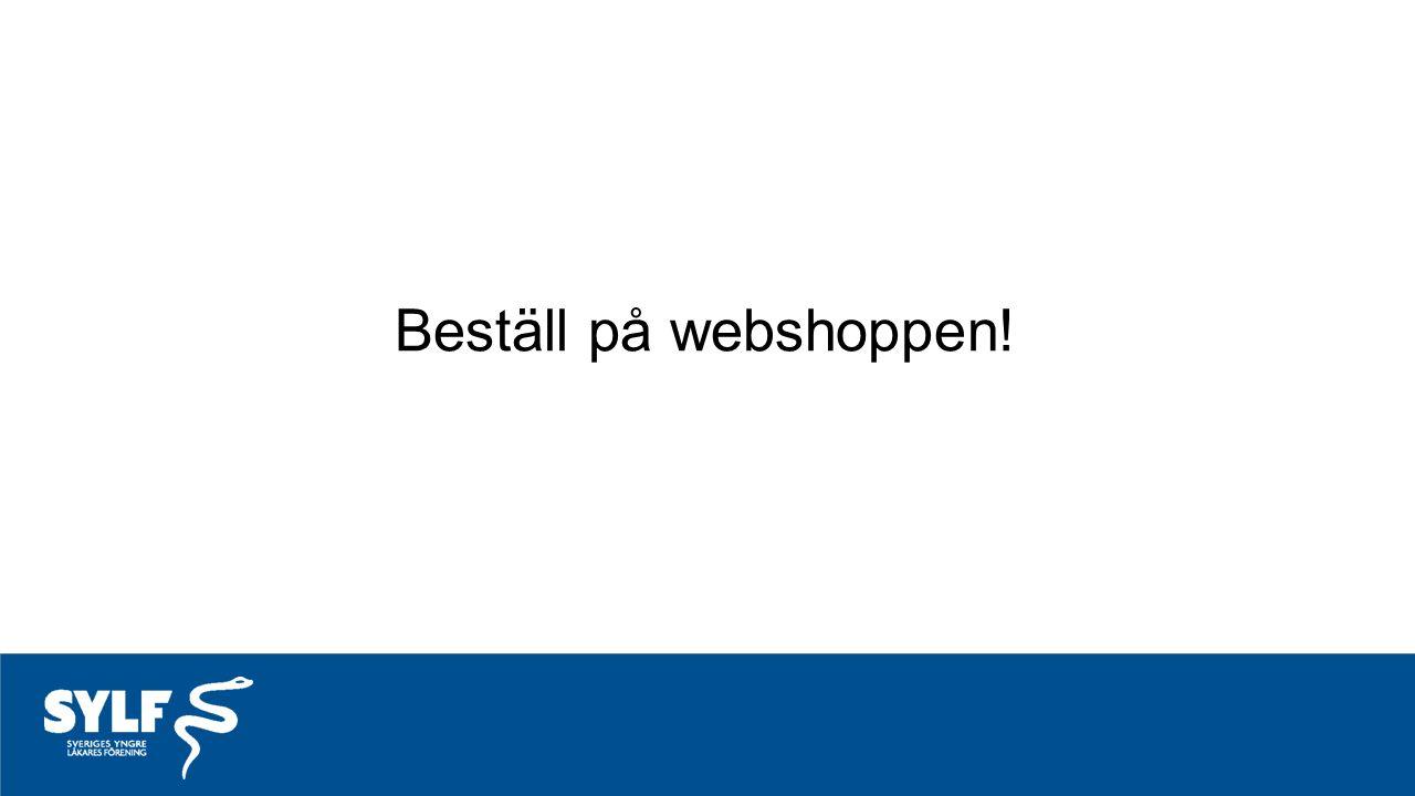 Beställ på webshoppen!
