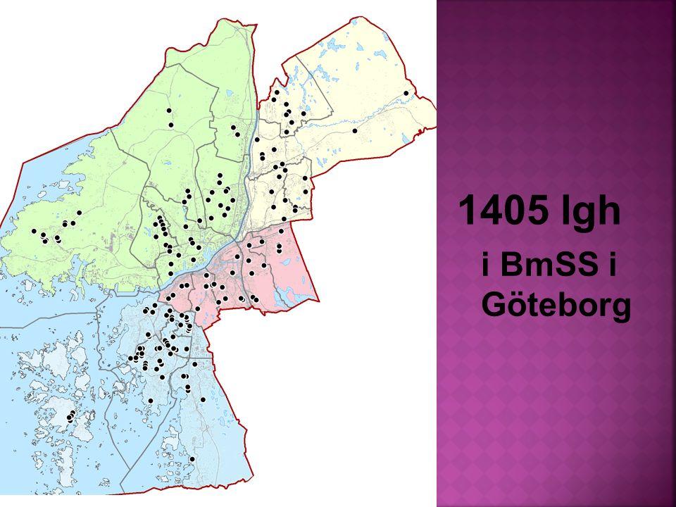 i BmSS i Göteborg 1405 lgh