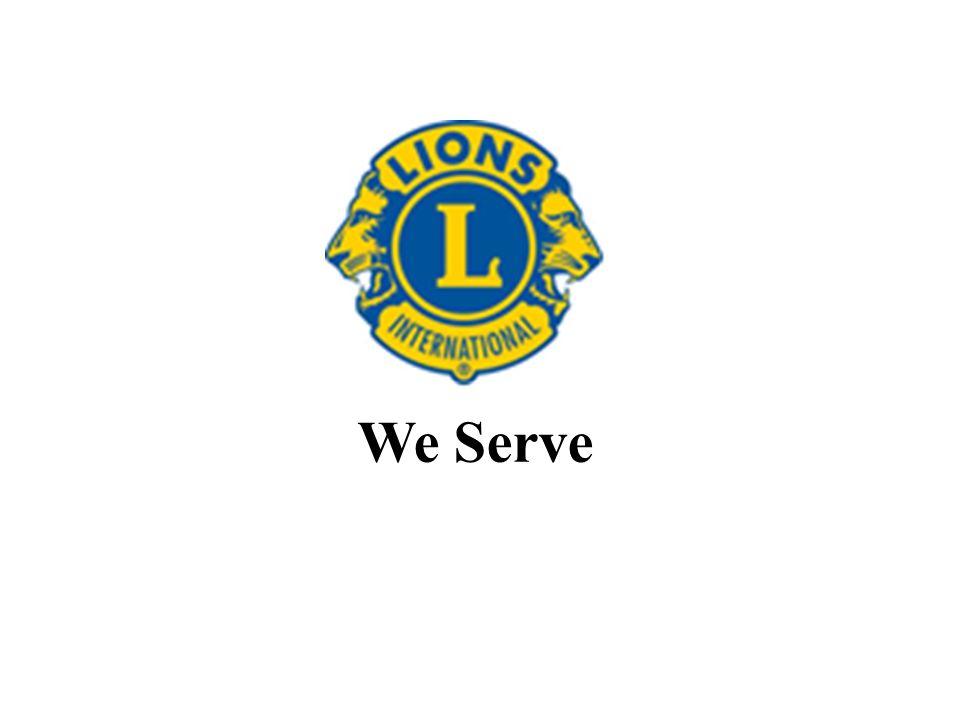 We Serve