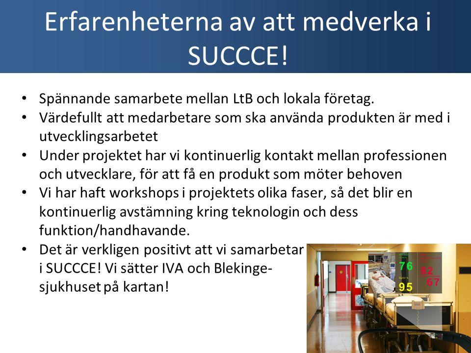 Spännande samarbete mellan LtB och lokala företag.