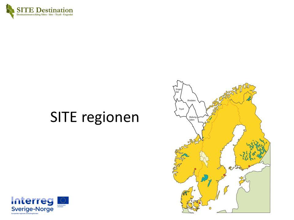 SITE regionen