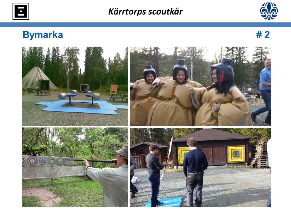 Bymarka # 2 Kärrtorps scoutkår