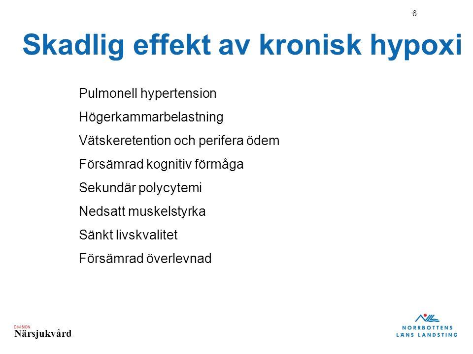DIVISION Närsjukvård Swedevox http://www.ucr.uu.se/swedevox/ Blodgastolkning www.internetmedicin.se/page.aspx?id=1208