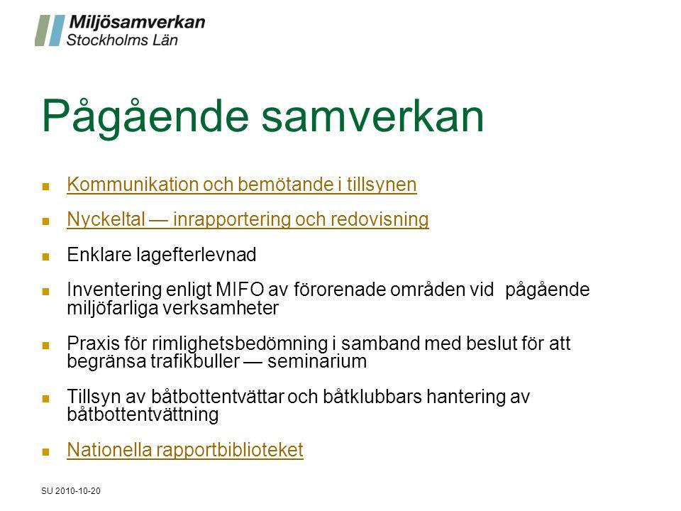 Genomförd samverkan Elavfall Energi i tillsynen - handledning Fallstudie - Miljösamverkan Stockholms Län FAQ - för MoH-kontor och växel Farligt avfall småföretagare Hygienlokaler Hygienlokaler - checklistor mm Hygienlokaler, steg II Hälsoskydd I Kosmetiska och hygieniska produkter för barn Livsmedel / Riskklassificering / Uppföljning Minireningsverk Nyckeltal — metodutveckling Praxis för rimlighetsbedömning i samband med beslut för att begränsa trafikbuller — sammanställning av domar Små VA i omvandlingsområden (enskilda avlopp) Vedeldning - handläggningsrutiner mm Värmepumpar - handläggningsrutiner mm