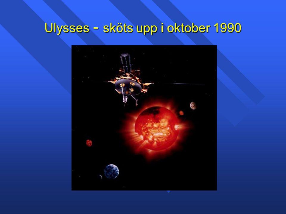 Ulysses - sköts upp i oktober 1990