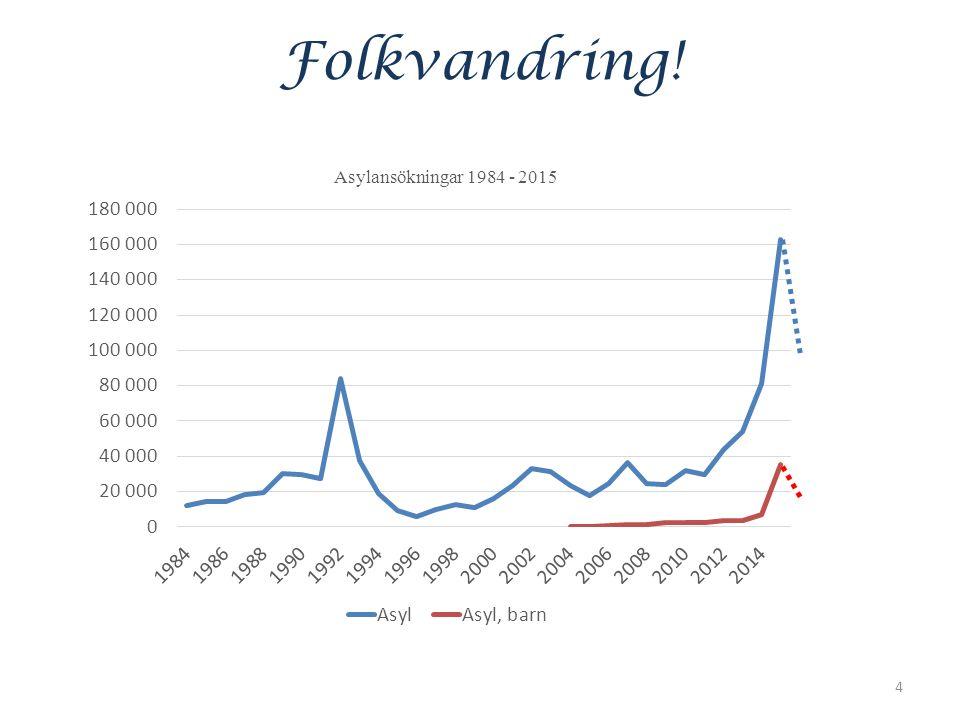 Sociala effekter av utanförskapet När flyktingar kommer hit ställs de inför en rad vägval: är Sverige en tillfällig anhalt – eller mitt nya hem.