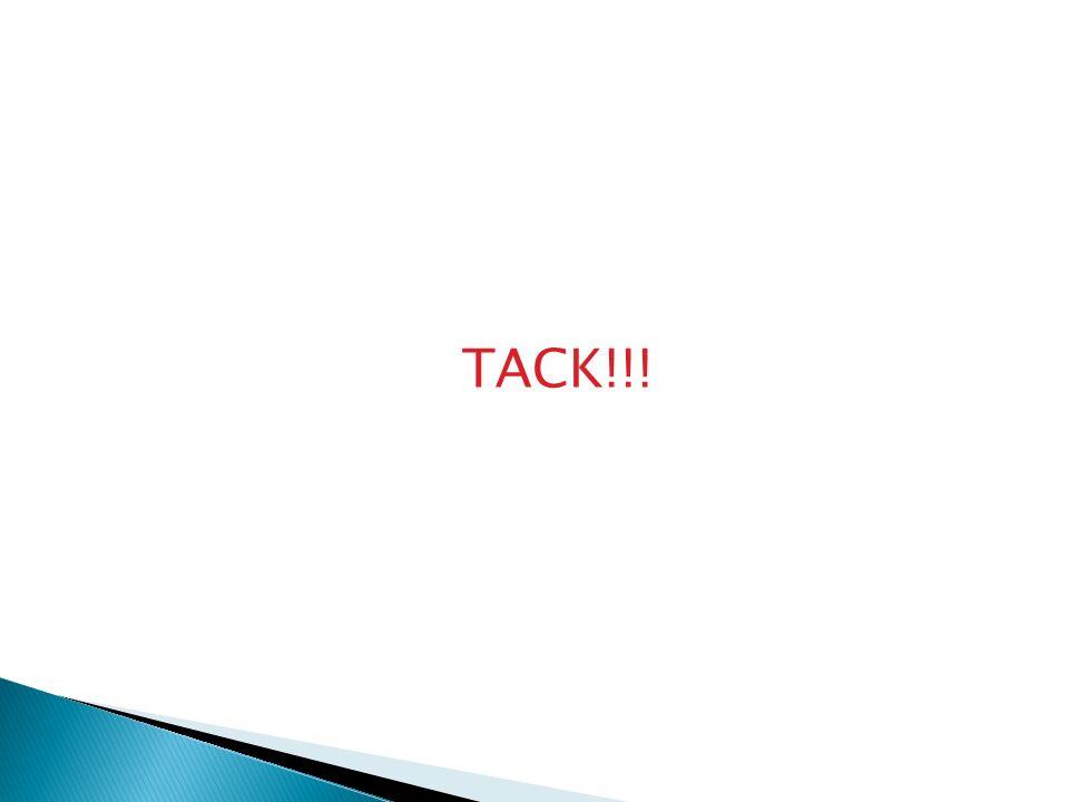 TACK!!!
