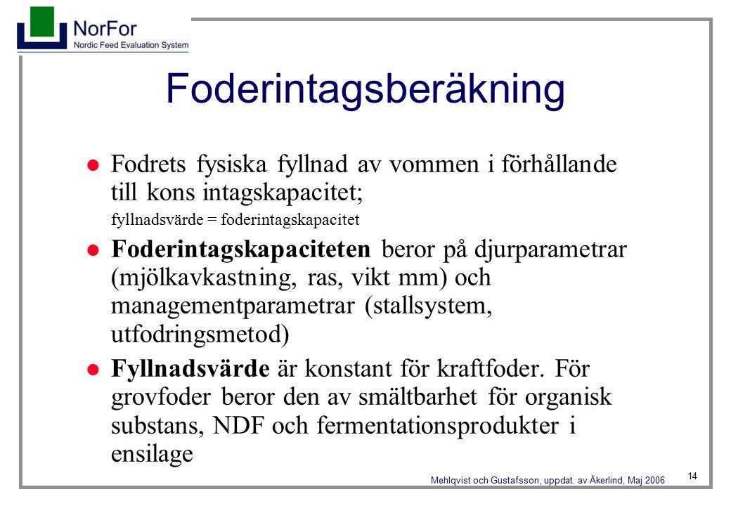 14 Mehlqvist och Gustafsson, uppdat.