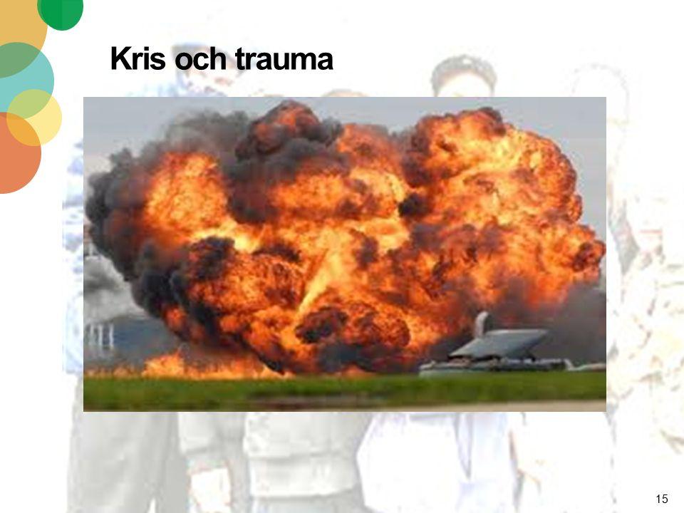 Kris och trauma 15