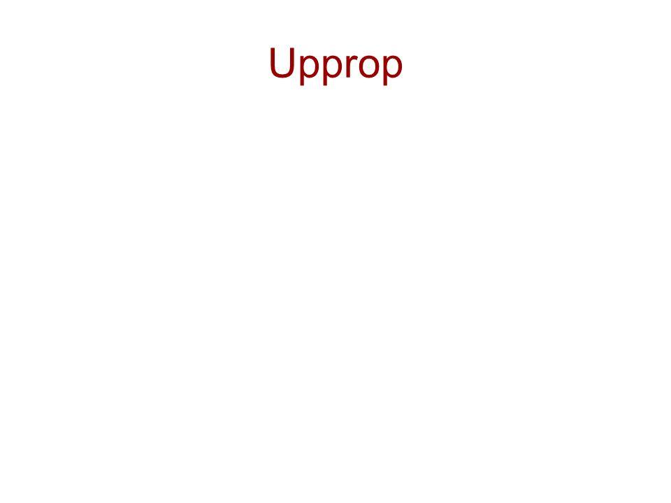 Upprop