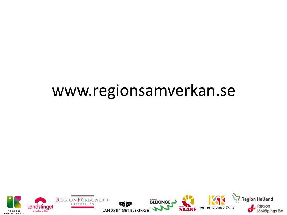 www.regionsamverkan.se