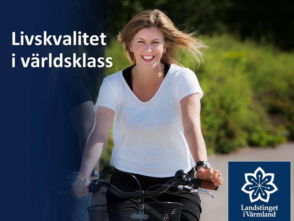 Det här gör vi i dag 08.30–09.00Incheckning och kaffe 09.00–09.45Inledning Landstingsdirektör Gunilla Andersson återkoppling till föregående chefskonferens omställning läget och fortsättningen presentation områdeschefer 09.45–10.40eHälsa i Västerbotten.