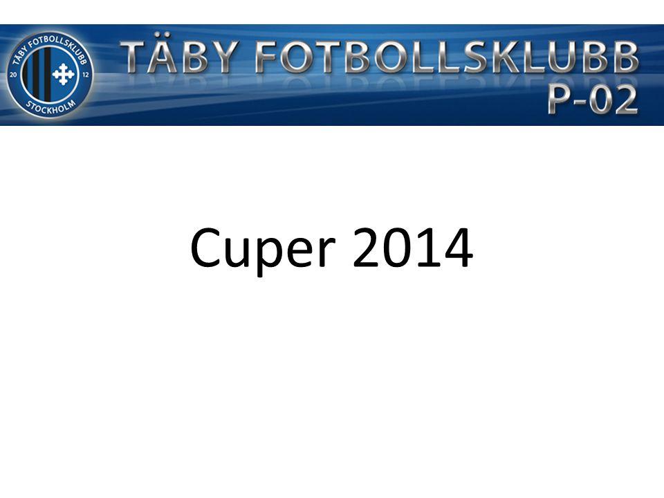 Cuper 2014