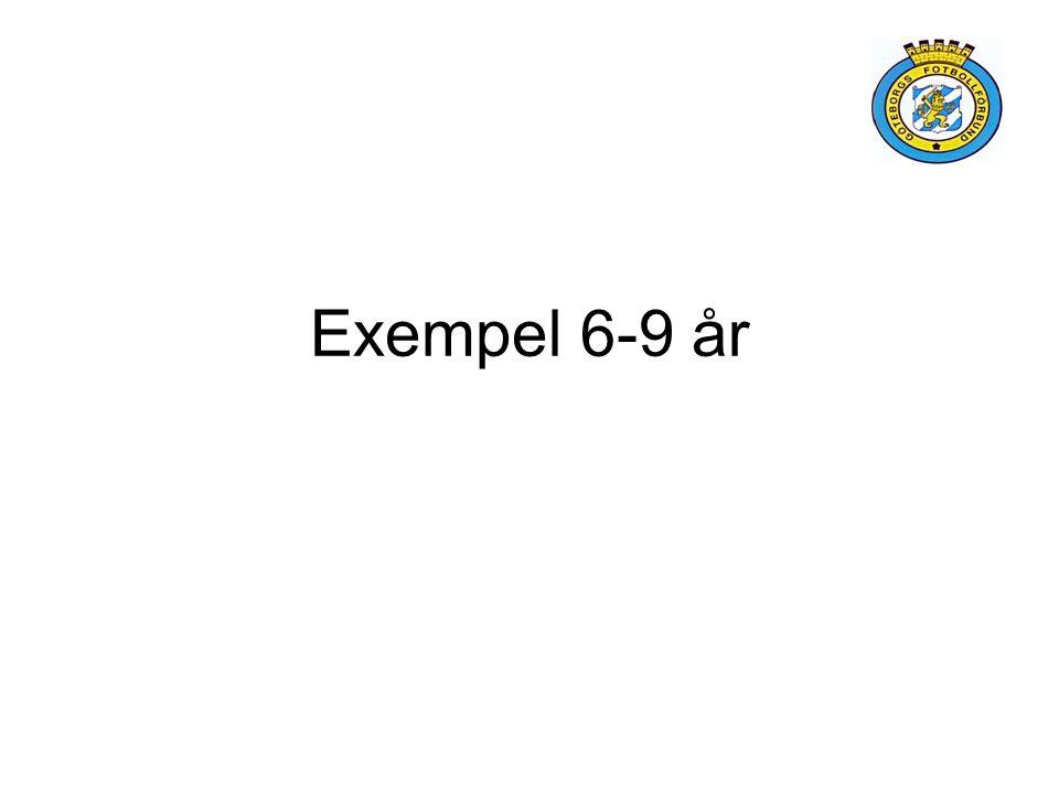 Exempel 6-9 år