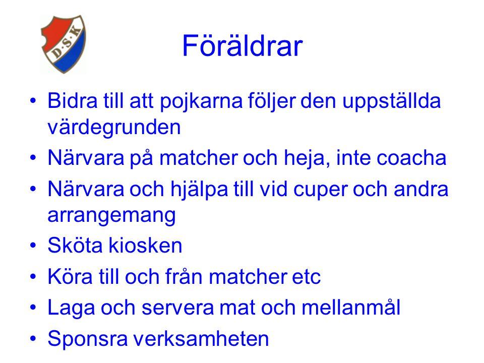 Danderyds SK P-99 Talang och Utvecklingsgrupp