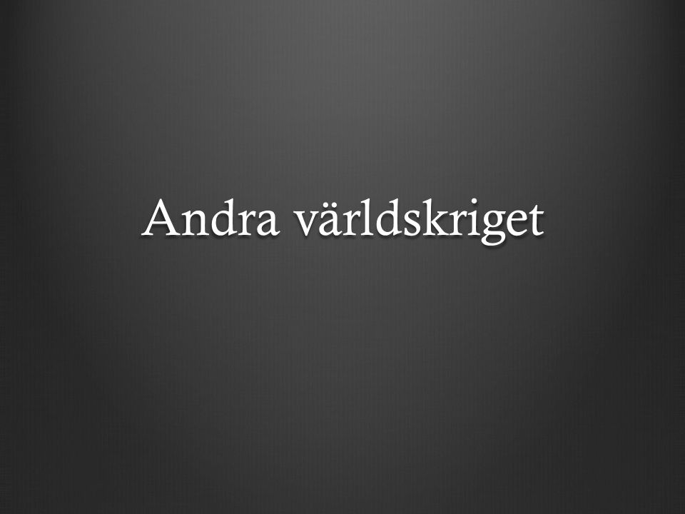 Danmark – april 1940 Danmark hade avrustat efter första världskriget Danska motståndare fördes till tyska koncentrationsläger Tyskar på danska gator, Svd.se 2013