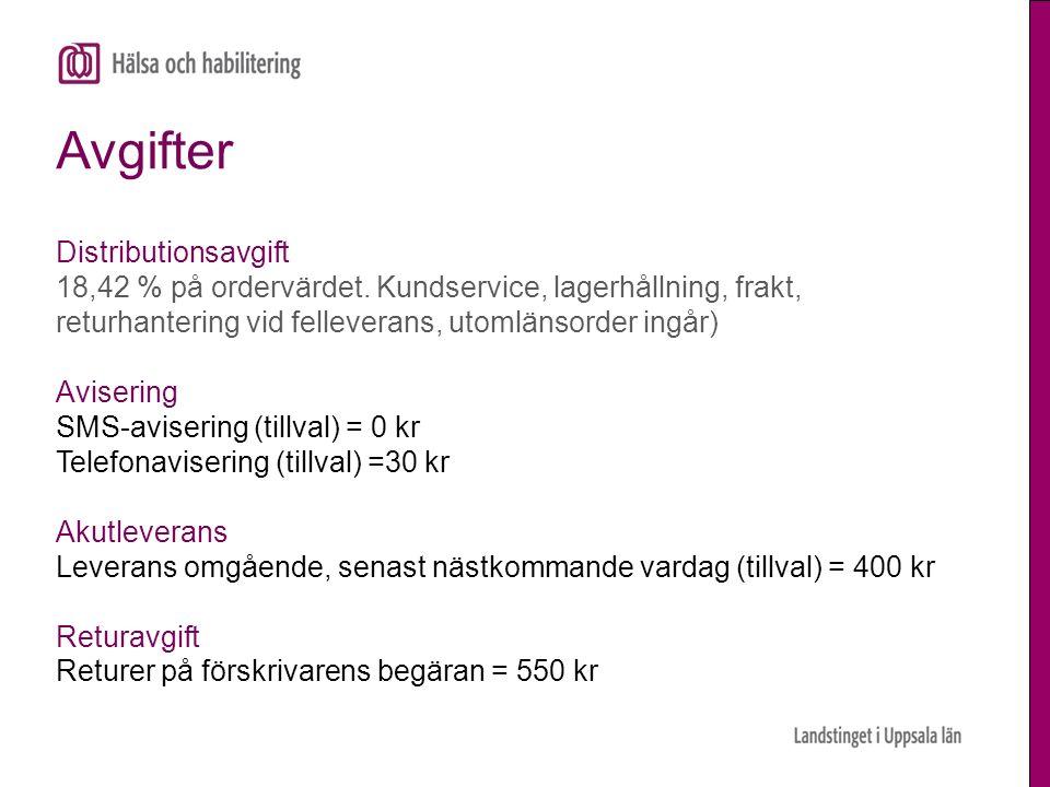 Nyheter Ny beställningsportal – Guide - fr.o.m.