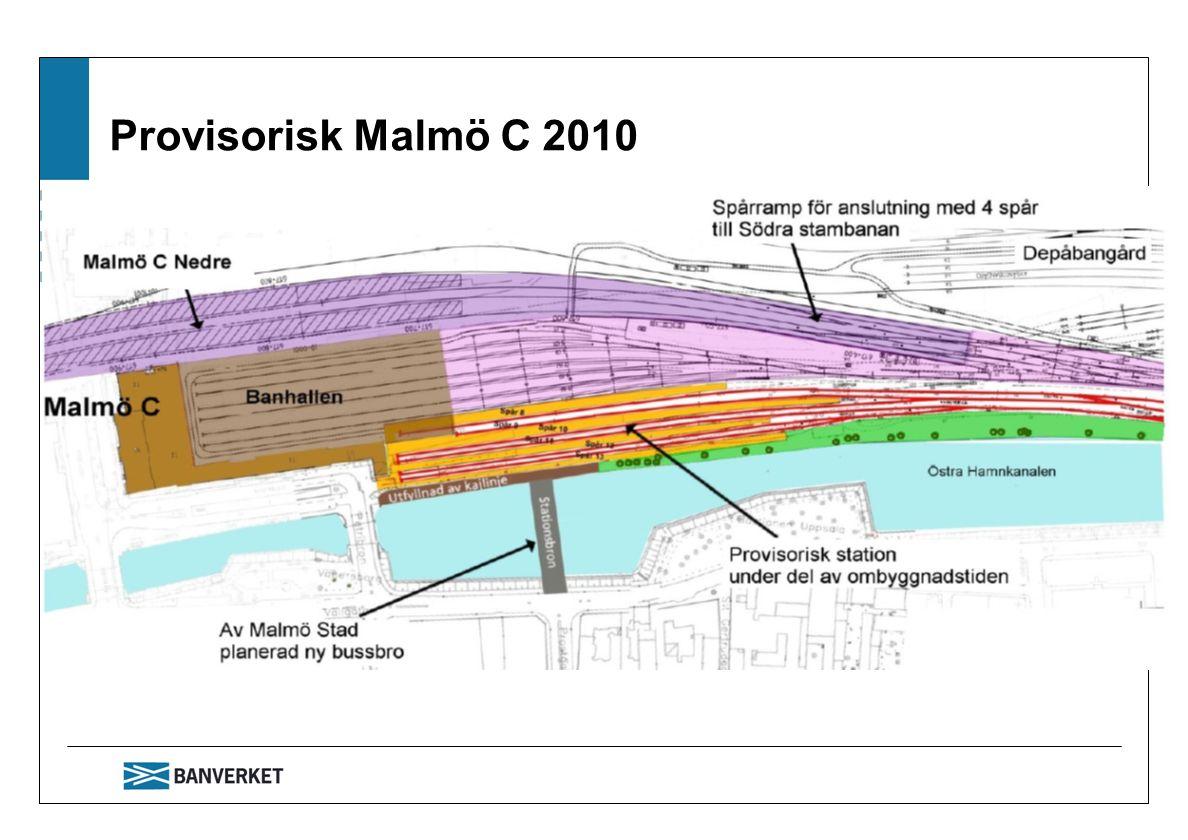 Vad är det som ska hända Provisorisk Malmö C 2010