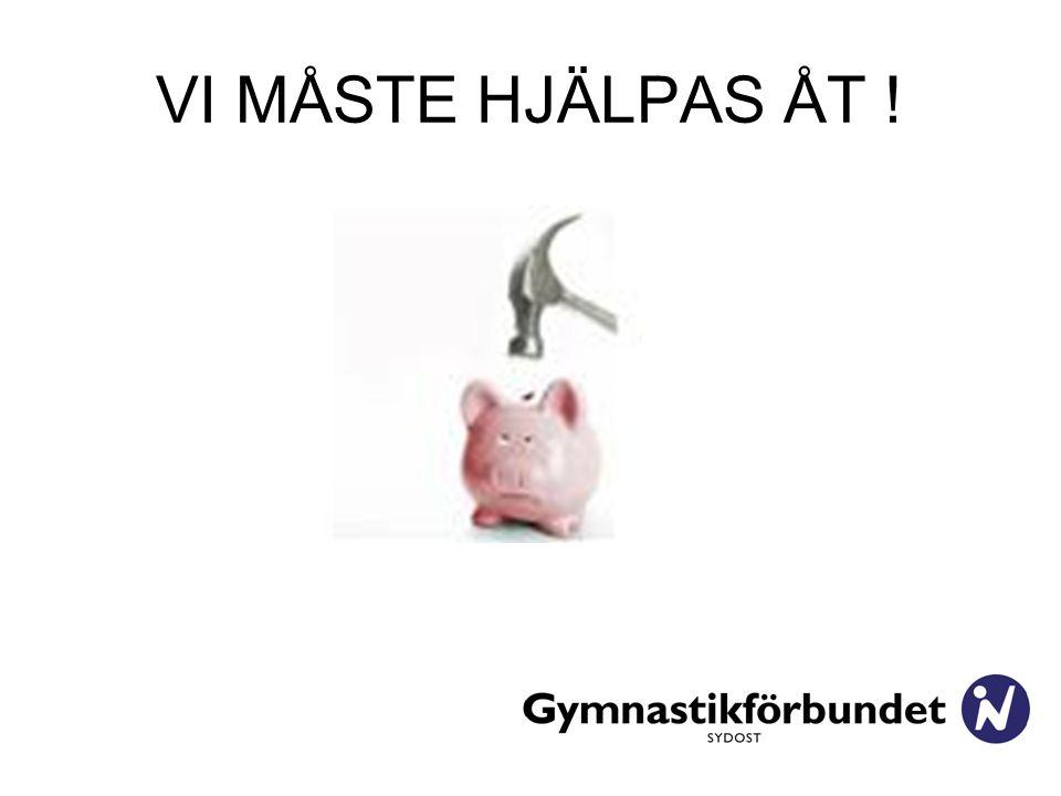 VI MÅSTE HJÄLPAS ÅT !
