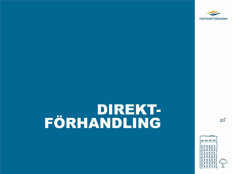 DIREKT- FÖRHANDLING