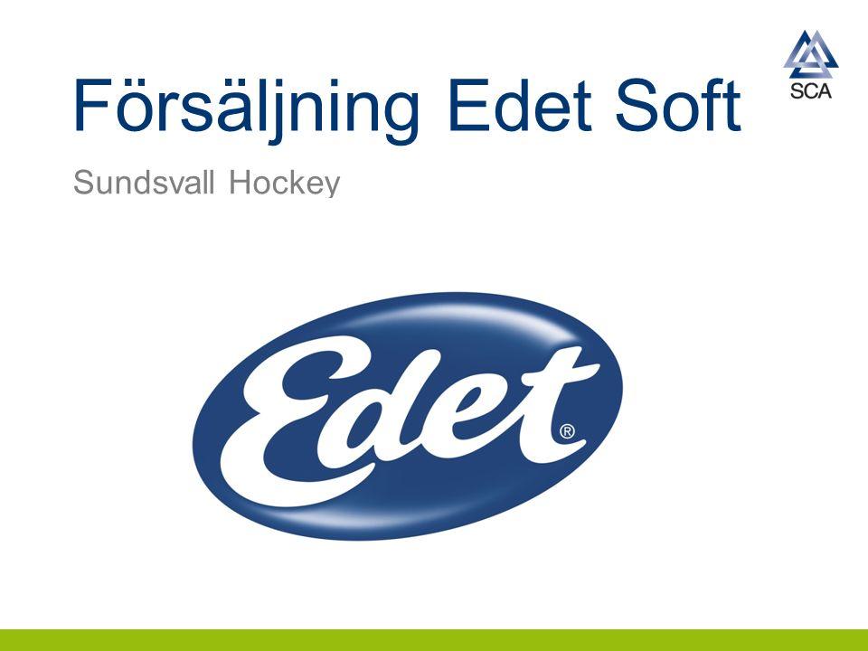 Försäljning Edet Soft Sundsvall Hockey