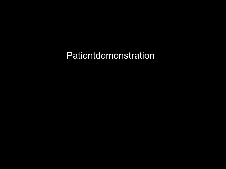 Patientdemonstration