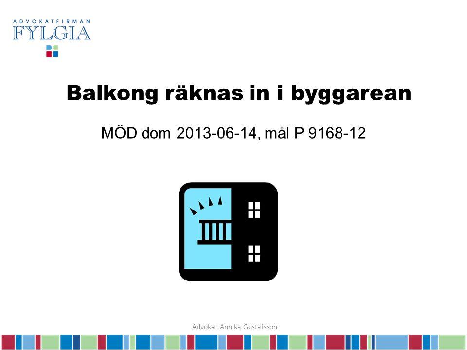 Spikning inte tillräcklig som delgivning vid miljövite MÖD dom 2013-07-25, mål 3768-13 Advokat Annika Gustafsson