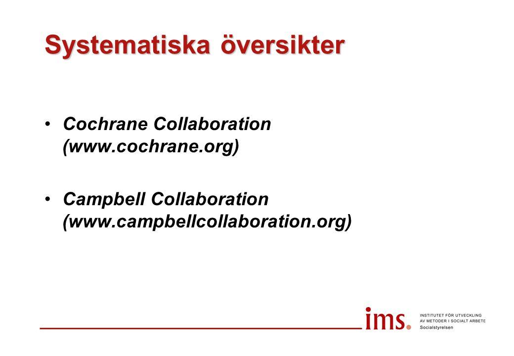 Uppdragsområde Bedömningsmetoder: Kvalitetsbestämning av bedömningsinstrument för socialt arbete Svensk utveckling av bedömningsinstrumentet HOME Stöd till modellkommuner (ASI) Normeringsstudie av ASI Kunskapsstöd systematisk bedömning- psykiska funktionshinder