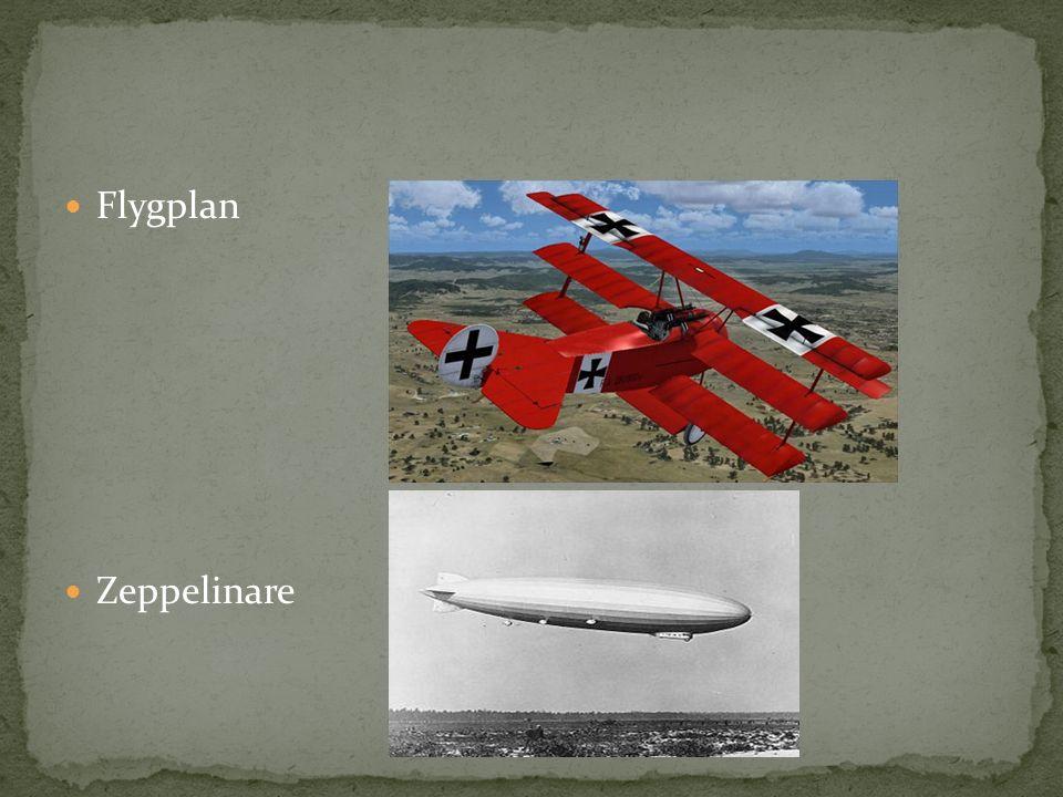 Flygplan Zeppelinare
