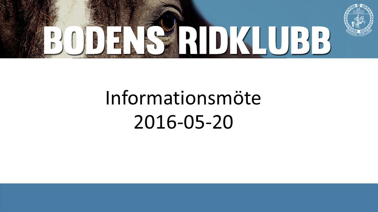 Informationsmöte 2016-05-20