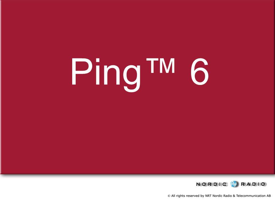 Ping™ 6