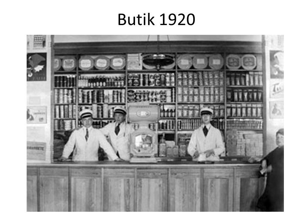 Butik 1920
