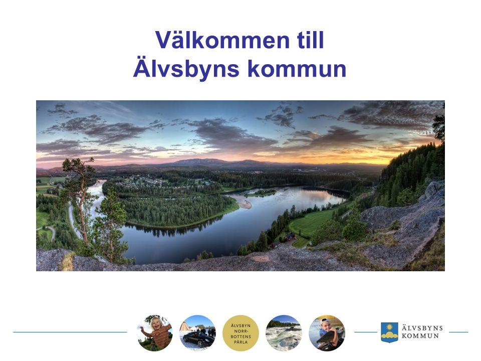 Välkommen till Älvsbyns kommun