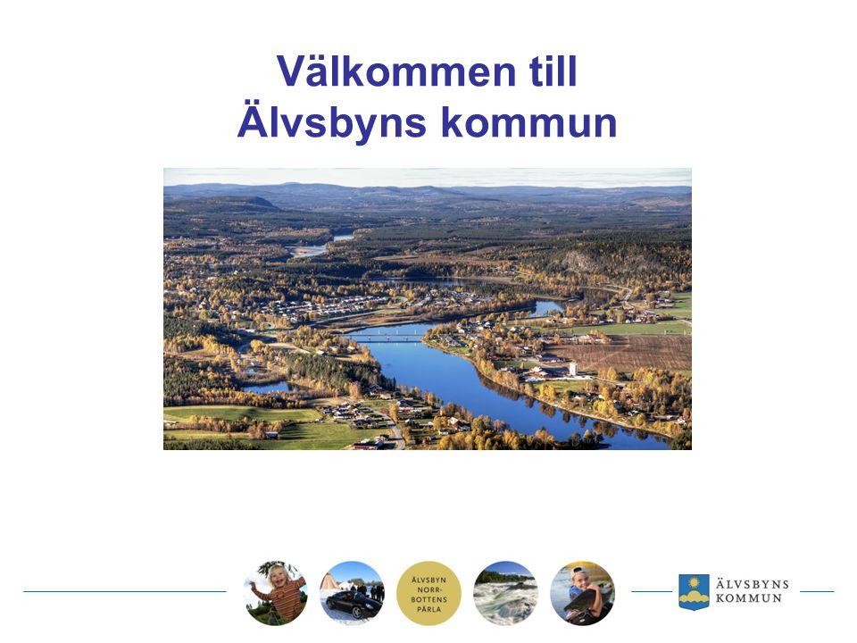 Peter Lundberg, informatör Näringslivskontoret Älvsbyns kommun www.alvsbyn.se