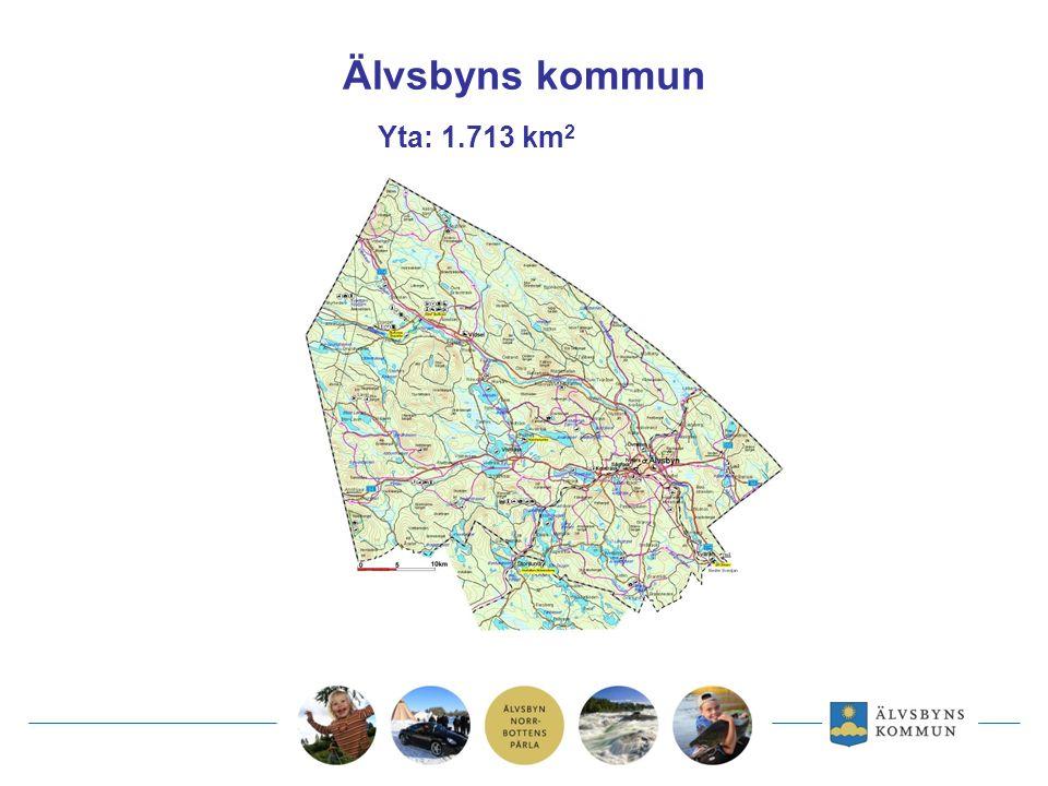 Kommunen 8172 invånare (2015-06-30) ca 5000 i centralorten
