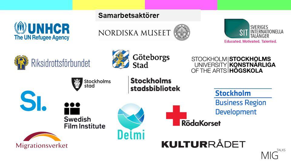 Bakgrund Ökad efterfrågan på information och fakta om migration Stärkta insatser för att bidra till allsidig informationsspridning Främja kunskap om all migration till Sverige