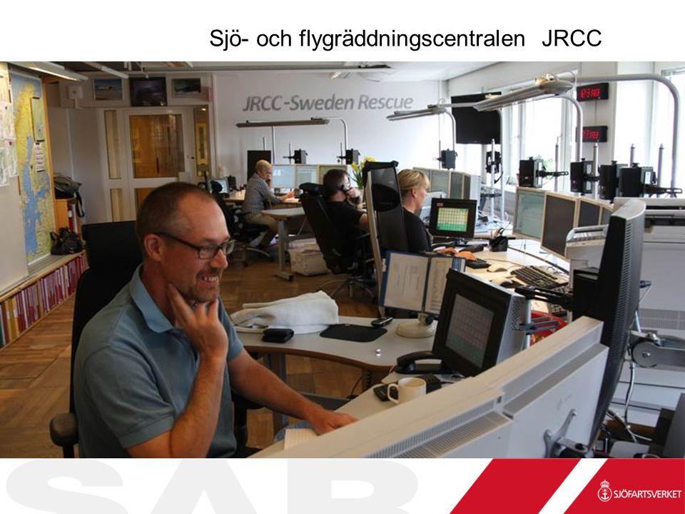 Sjö- och flygräddningscentralen JRCC