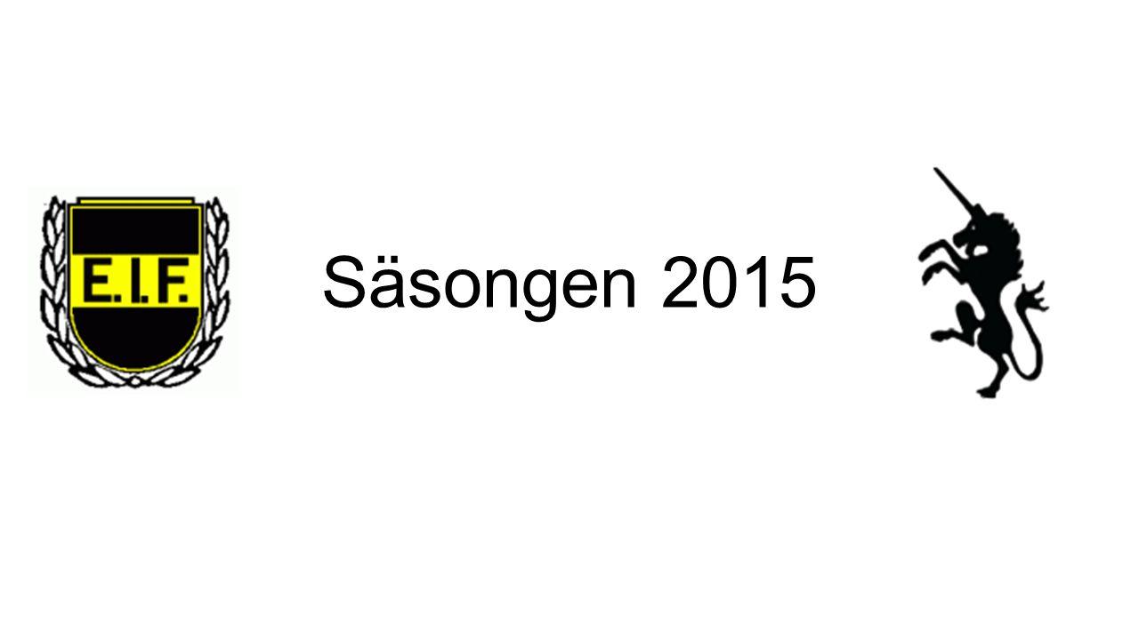 Säsongen 2015