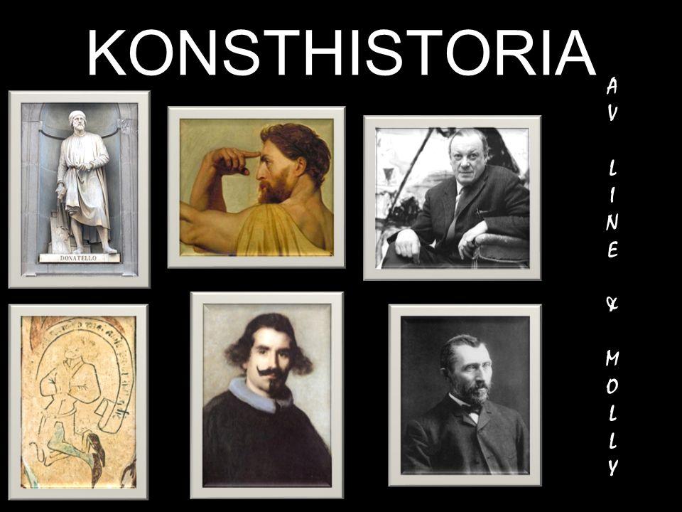 KONSTHISTORIA AVLINE&MOLLYAVLINE&MOLLY