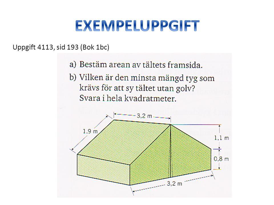 Uppgift 4113, sid 193 (Bok 1bc)