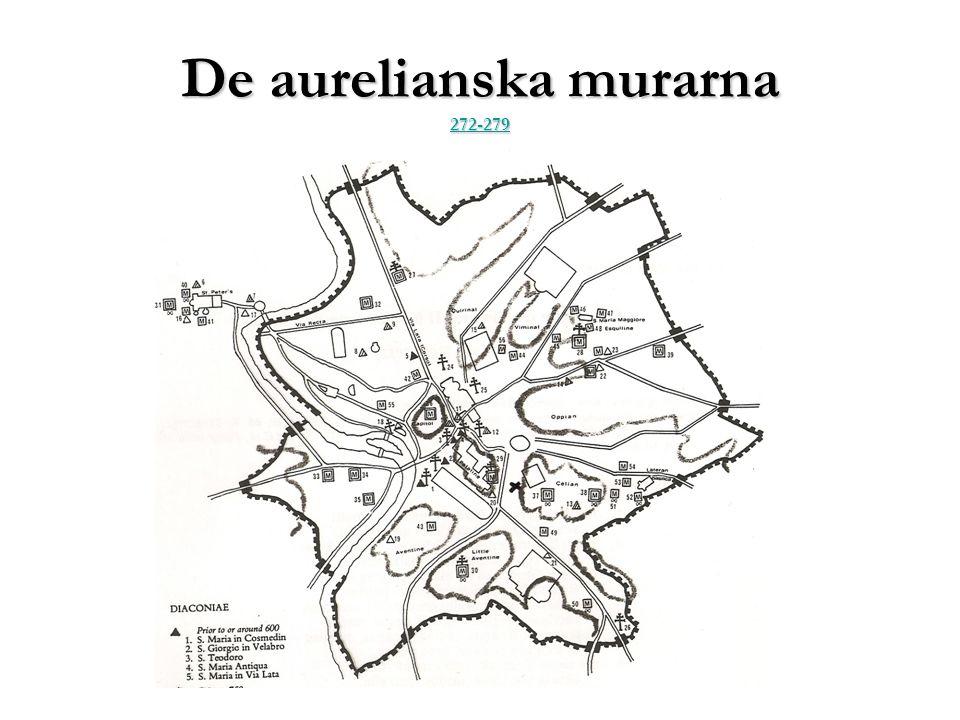 Konstantinus' byggnadsaktivitet Lateranbasilikan c.