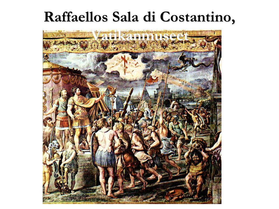 Rom under Konstantins tid (312-337) (Museo della Civiltà romana)