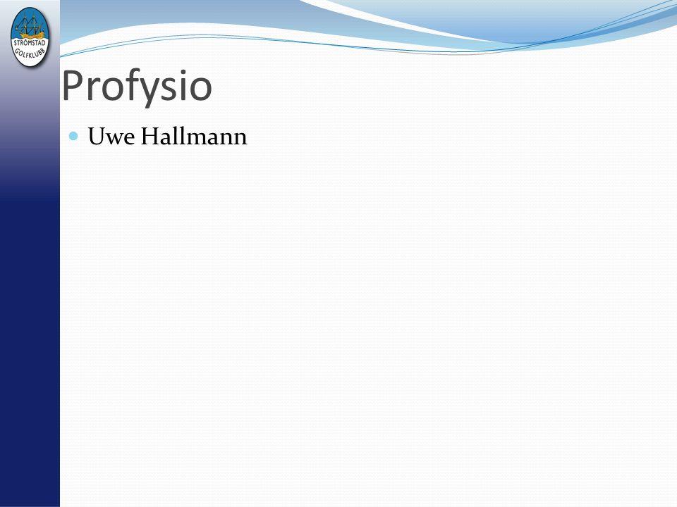 Profysio Uwe Hallmann