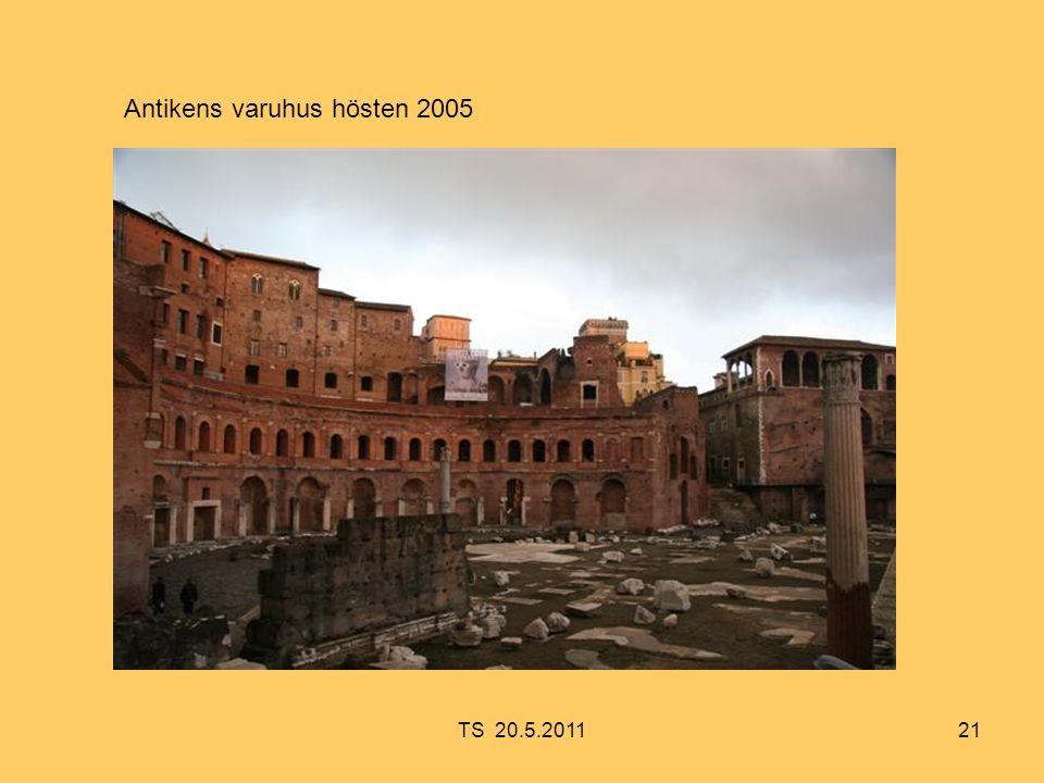 21 Antikens varuhus hösten 2005 TS 20.5.2011