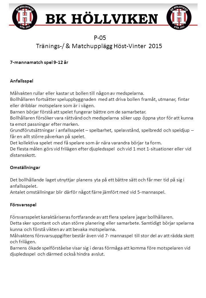 Regler & Övrigt(Ulf) Kom i tid Ta med boll och vattenflaska Nolltolerans Kallelser till match baseras på träningsflit Föräldrar på match Nya spelare tidigast aktuella för match i Skåne-VM senare i höst.