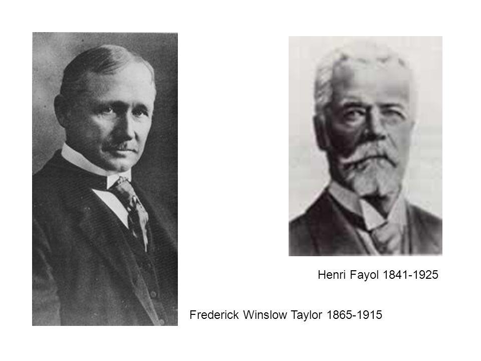 ...när Fayol vid 77års ålder drog sig tillbaka som företagets chef var dess ställning produktivt och ekonomiskt glänsande.