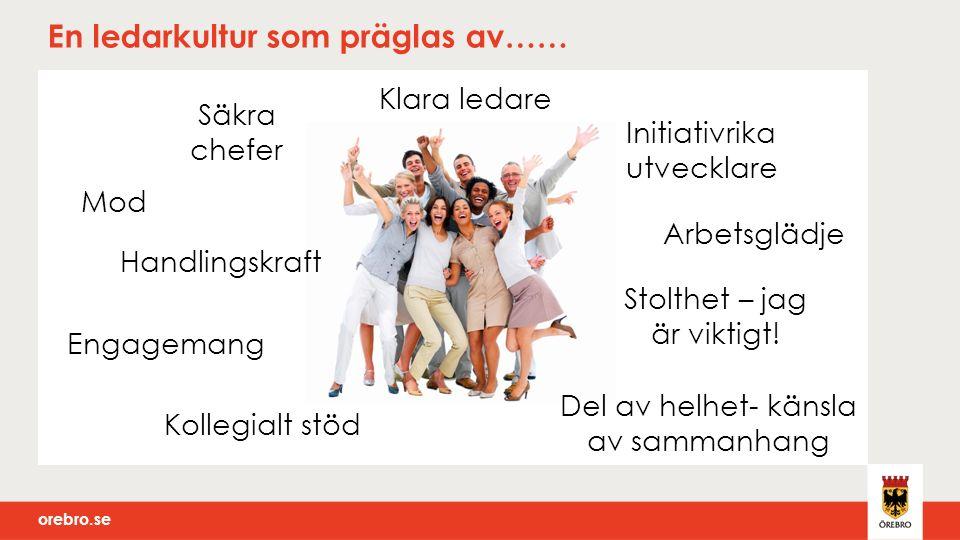 orebro.se Örebro kommun Anne Andersson Kommundirektör och projektägare anne.andersson@orebro.se Theresa André Projektledare theresa.andre@orebro.se 019-21 11 61, 076-551 53 58 Vid frågor – välkommen att ta kontakt!