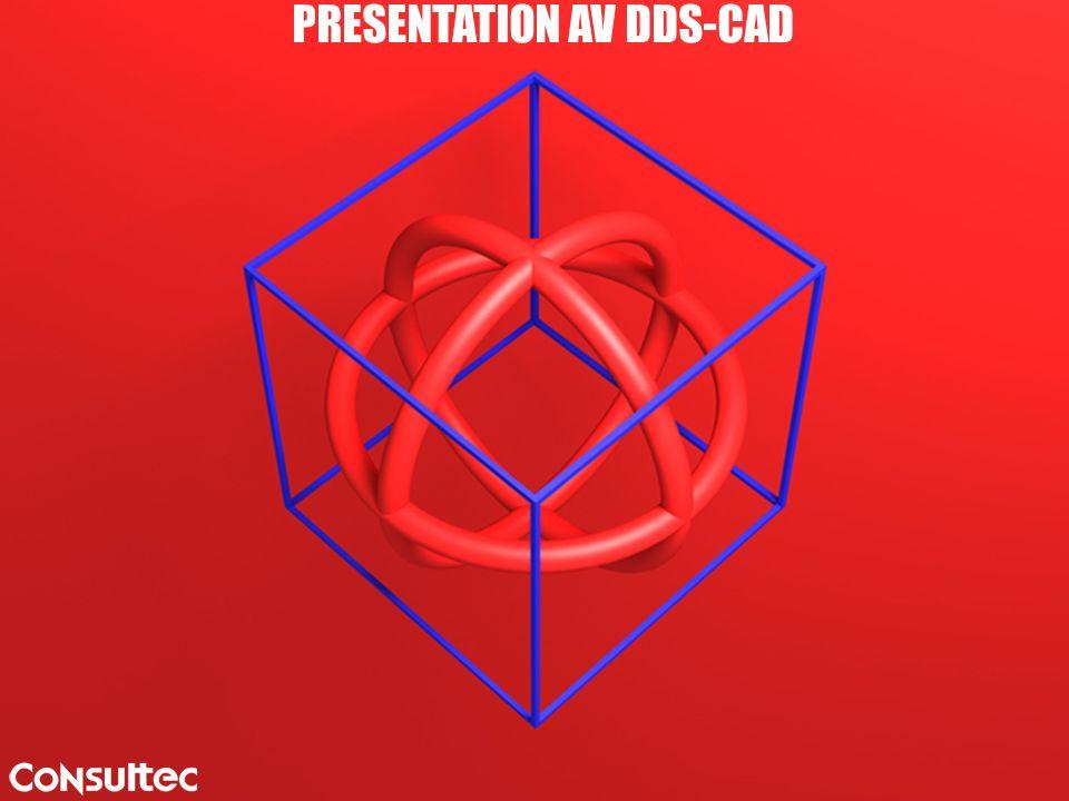 PRESENTATION AV DDS-CAD