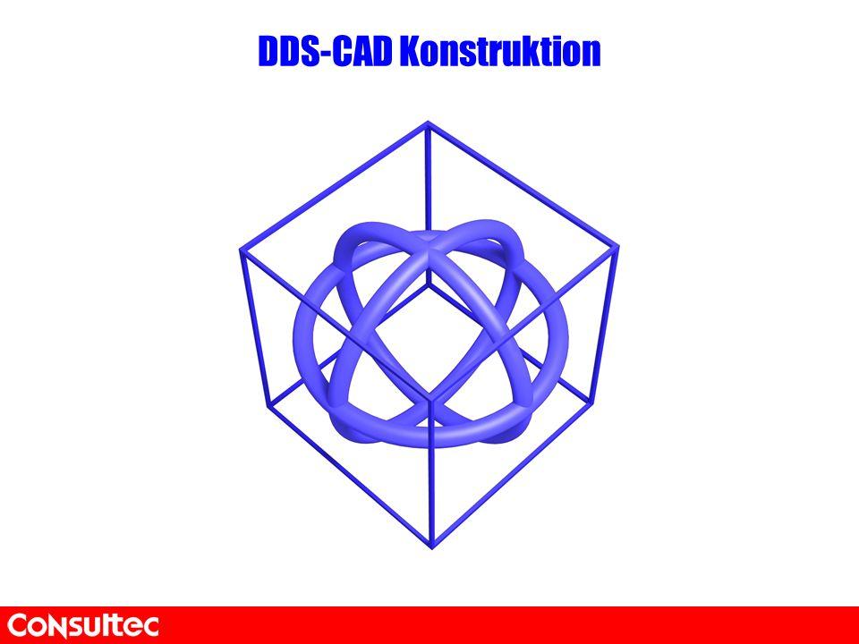 DDS-CAD Konstruktion