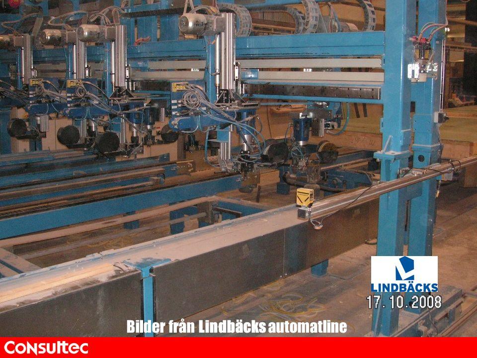 Produktionsbilder Bilder från Lindbäcks automatline